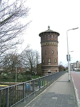 Watertoren in Bergen op Zoom