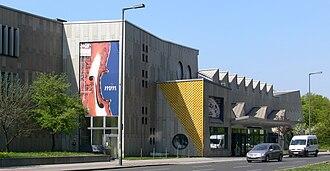 Berlin Musical Instrument Museum - Exterior