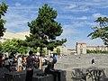 Berlin am Holocaust Mahnmal - panoramio.jpg