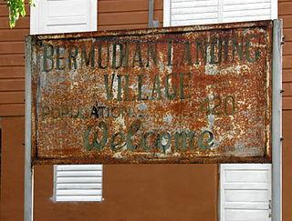 Bermudian Landing