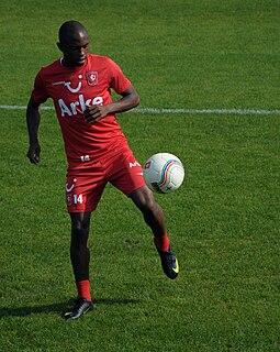 Bernard Parker South African footballer