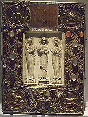 Rich Bernward Gospels