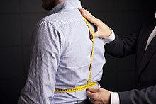 Bespoke Tailor is taking measurement.jpg