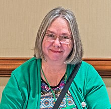 Beth Meacham at Fourth Street Fantasy Convention in 2016 01.jpg