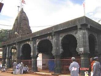 Bhimashankar Temple - Bhīmāshankar (Maharashtra, India)