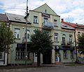 Białystok, dom, XIX-XX, front widok z lewej.jpg