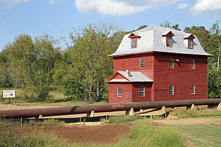 Big Otter Mill United States historic place