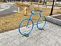 Bike-Shaped Bike Rack (22501093336).jpg