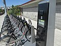 Bike lending stations are now popping up at WSU campus (9571063403).jpg