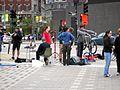Bike repairs at Occupy Boston.jpeg