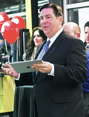 Bill Peduto - Peduto in 2013