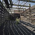 Binnenkant van houten kolenbunker - Aalsmeer - 20404770 - RCE.jpg