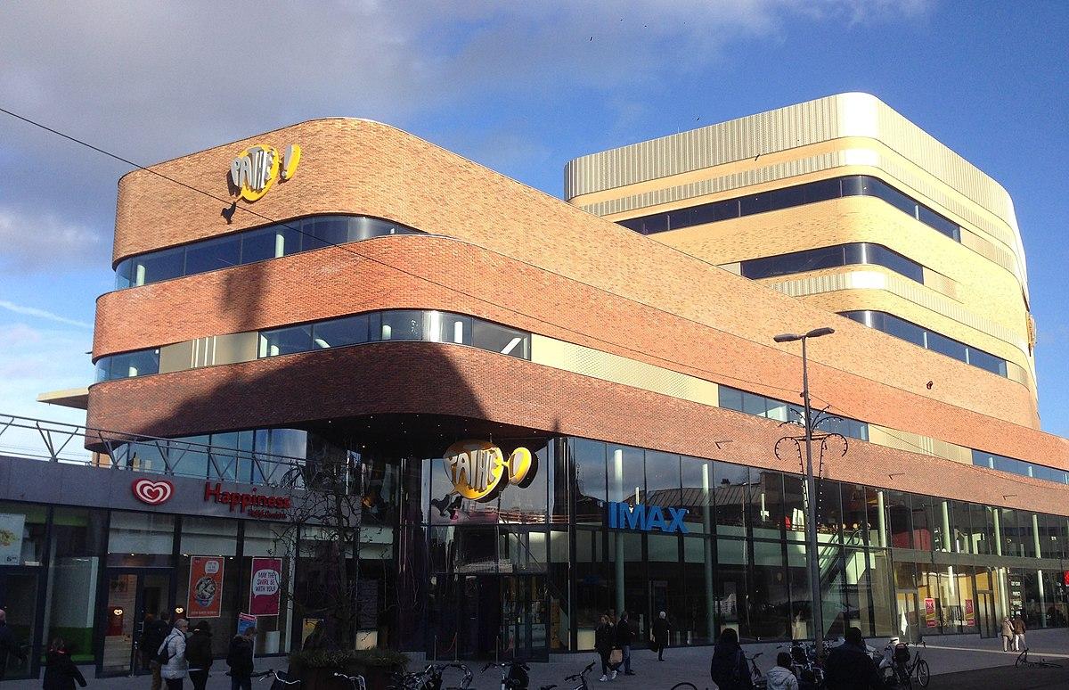 Path arnhem wikipedia for Bioscoop pathe rotterdam