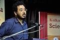 Biplab Chakraborty Addresses - Prize-giving Session - Science Drama Competition - BITM - Kolkata 2015-07-22 0791.JPG