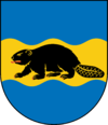 Coat of arms of Bjurholm Municipality