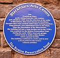 Blackfriars Arts Centre plaque - geograph.org.uk - 997509.jpg