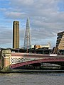 Blackfriars Bridge and Blackfriars Railway Bridge 01.jpg