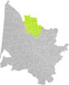 Blaye (Gironde) dans son Arrondissement.png