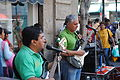 Blind musicians - Mexico City downtown.jpg