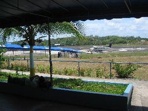 Bluefields Airport - Image: Bluefieds lentok
