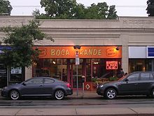 List of Mexican restaurants - Wikipedia