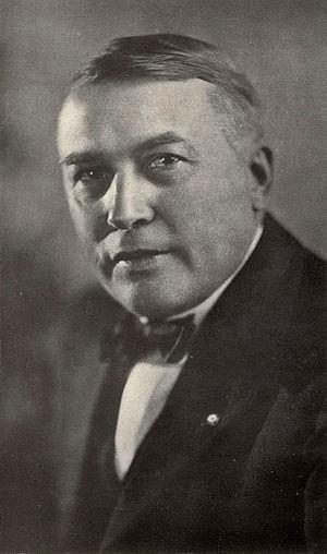 Bohumil Makovsky - Makovsky in 1922.