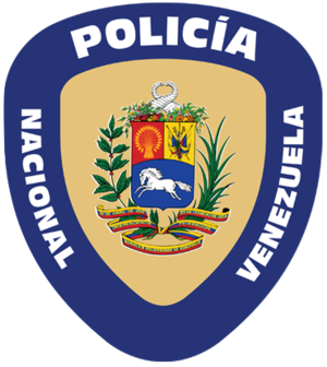 Bolivarian National Police - Image: Bolivarian National Police seal