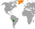Bolivia Denmark Locator.png