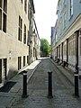 Bollards in Oriel Street - geograph.org.uk - 2578408.jpg