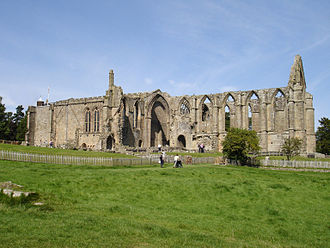 Bolton Abbey - Bolton Priory