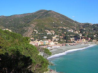 Italian Riviera - Image: Bonassola 055