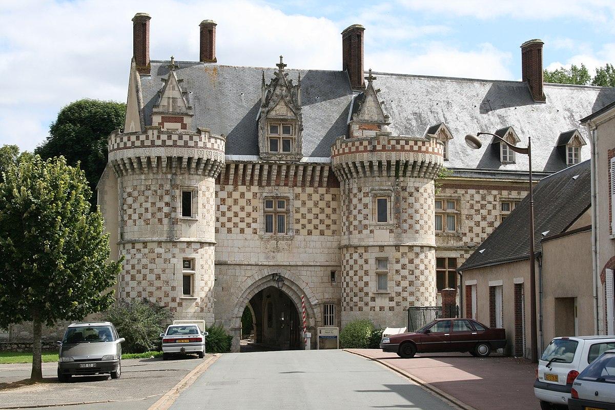 Bonneval abbey eure et loir wikipedia - Office de tourisme eure et loir ...