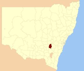 Boorowa LGA NSW