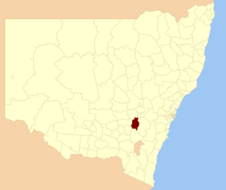 Boorowa Shire Local government area in New South Wales, Australia