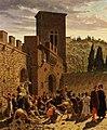 Borrani, Il cadavere di Jacopo de' Pazzi.jpg