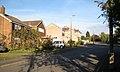 Borrowdale Drive, Beverley Hills estate, Leamington Spa - geograph.org.uk - 1534096.jpg