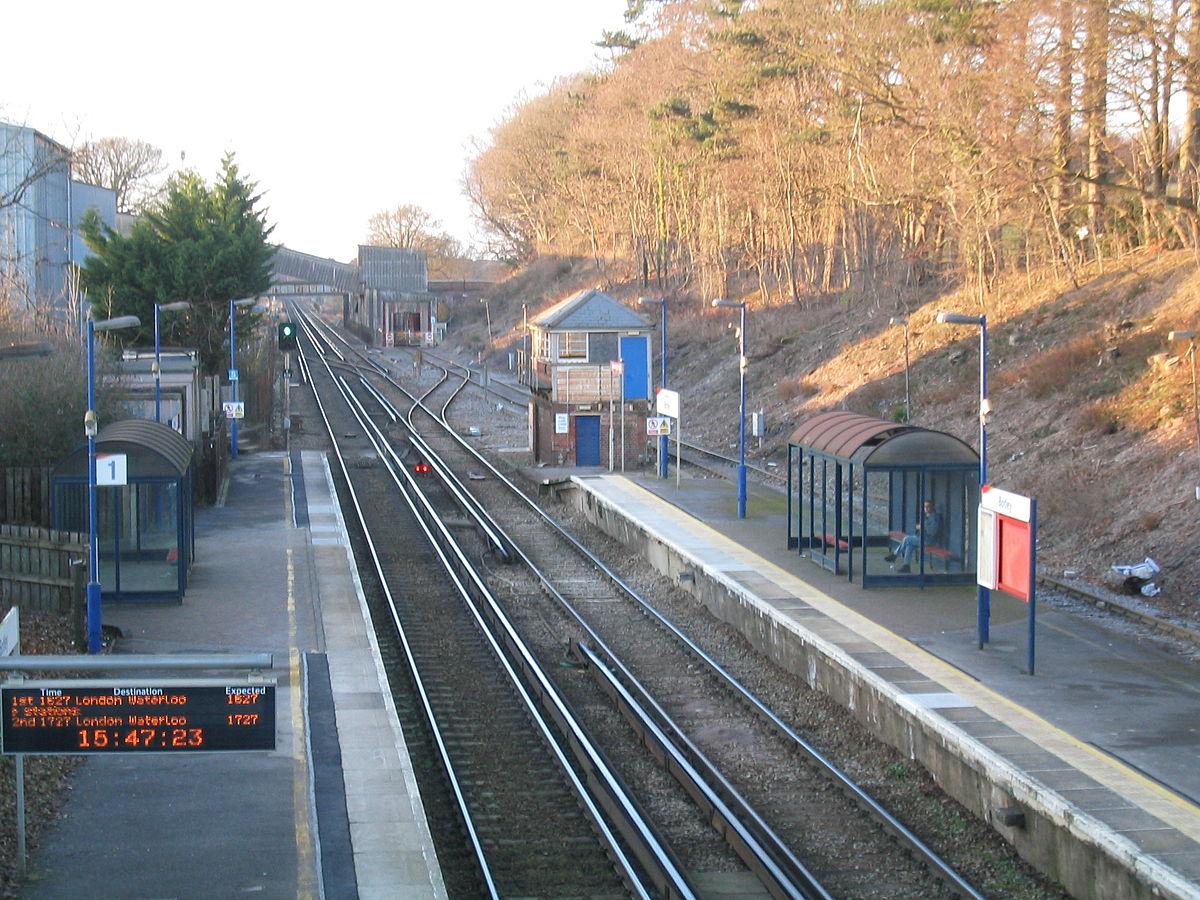 Botley Railway Station Wikipedia
