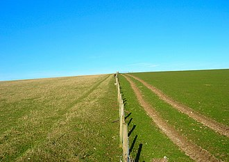 Mid Sussex - Boundary: Mid Sussex - Lewes