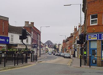 Bourne, Lincolnshire - West Street