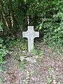 Bousignies-sur-Roc (Nord, Fr) croix près du mémorial RAF.jpg