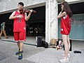 Boy and Lily Cao playing 20200704b.jpg