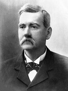 Boyd Dunlop Morehead Premier of Queensland, Australia, 1888 to 1890