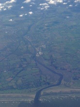 River Boyne - Image: Boyne Estuary
