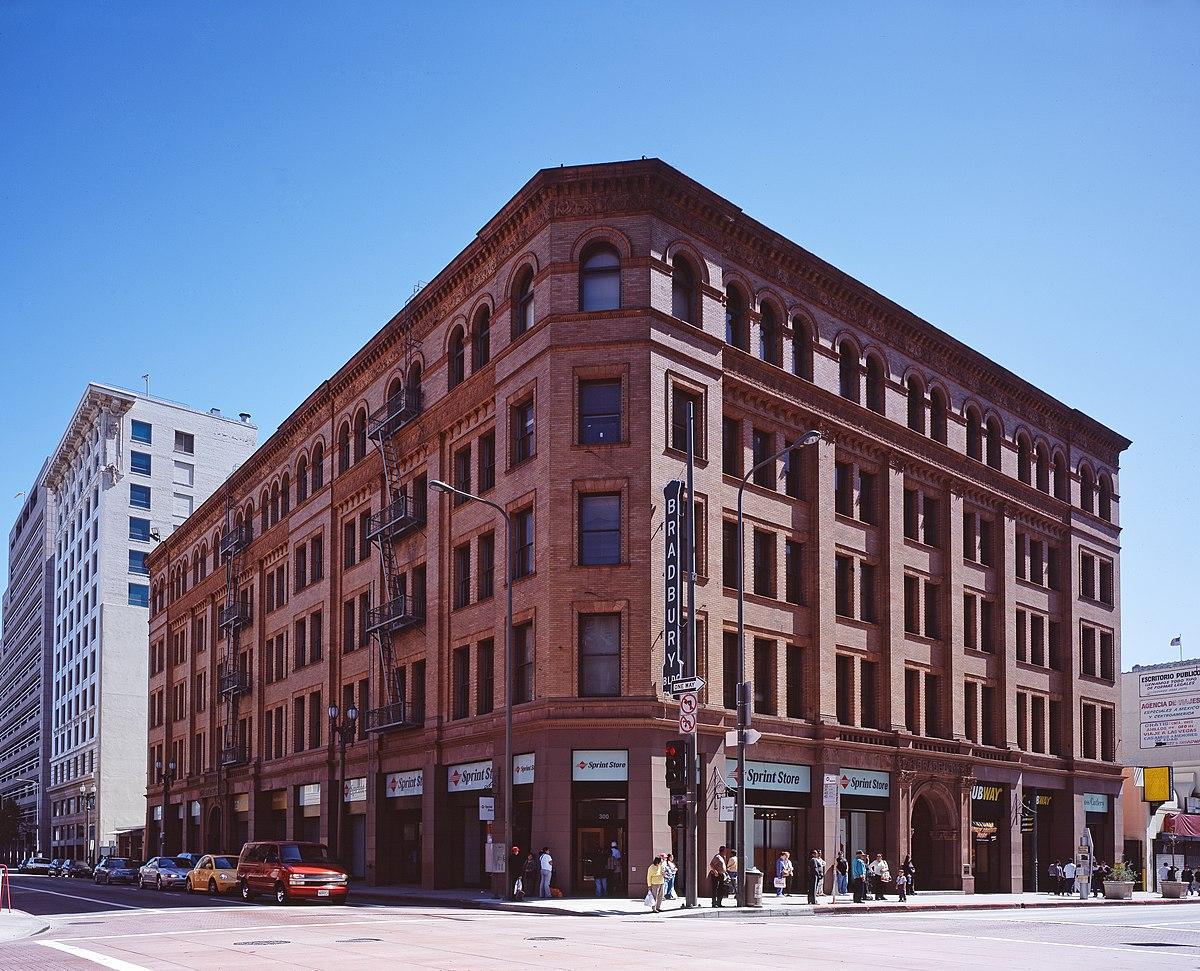 Bradbury Building Wikip 233 Dia
