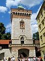 Brama Floriańska.JPG