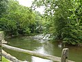 Brandywine Creek at the Hagley Museum.JPG