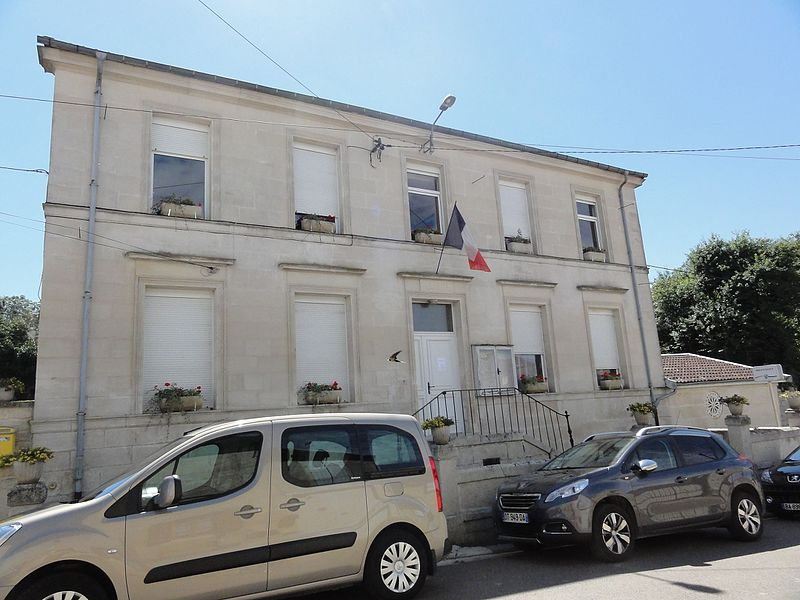 Brauvilliers (Meuse) mairie