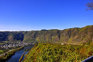Calmont (hill) mountain