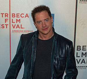 Brendan Fraser by David Shankbone