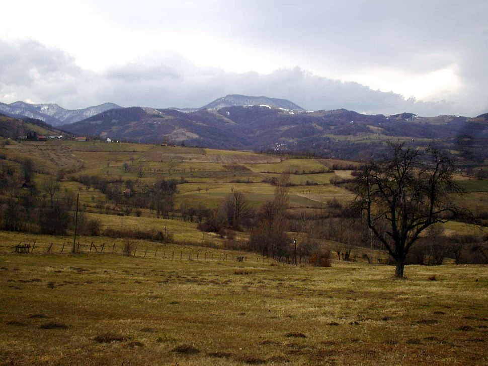 Brezovice - opština Valjevo - zapadna Srbija - panorama 13
